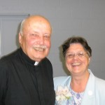 Fr. John & Sr. T